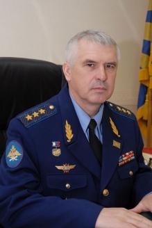 Александр Николаевич Зелин - генерал-полковник. В 2007-2012 годах — Главнокомандующий ВВС