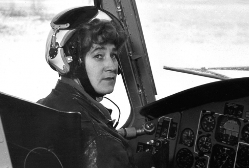 Инна Андреевна Копец — пилот 1 класса, мастер спорта международного класса. Единственная в мире женщина, налетавшая на вертолетах 11000 часов. Установила 15 женских мировых рекордов на вертолетах Ми-1, Ми-8, Ми-26
