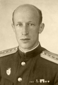 Слушатель ВИИЯ  СА г. Москва, 1952 г.