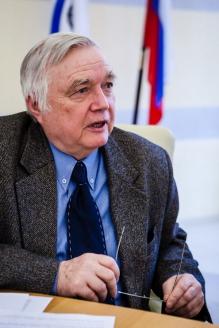 Старший научный сотрудник РИСИ И.А. Николайчук