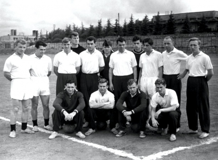 "Знаменитый ""Арарат"" 1973 года"