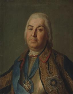 """""""Портрет П.С. Салтыкова"""". П.Ротари"""