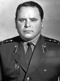 Капитан внутренней службы Иван Алексеевич Лапотков