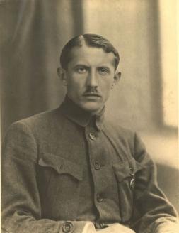 Создатель и руководитель ОУН (до 1938 г.) Е.М. Коновалец