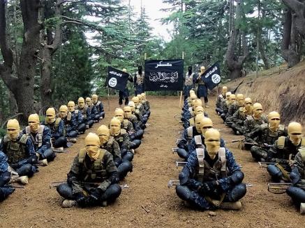 Террористические лагеря ИГИЛ в Афганистане