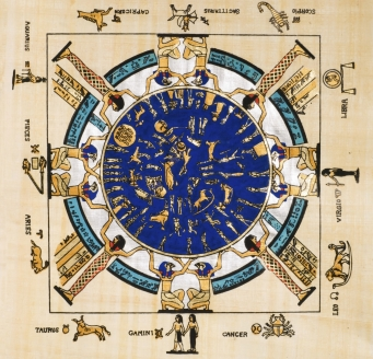 Древнеегипетский солнечный календарь