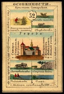 Особенности Самары. 1856 г.