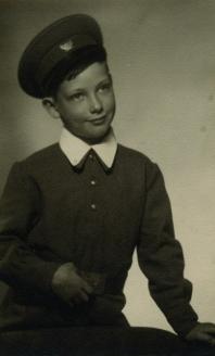А.Г. Арбатов. Москва. 1958 г.