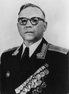 Генерал-лейтенант инженерных войск А. И. Смирнов-Несвицкий