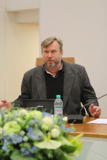Московский Дом Национальностей, 17 мая 2017 года