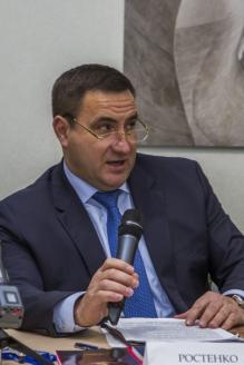 Мэр г. Ялта Андрей Ростенко