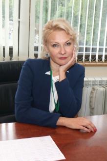 Директор СДЮШОР «Крылья Советов», вице-президент клуба Алёна Борисовна Крылова