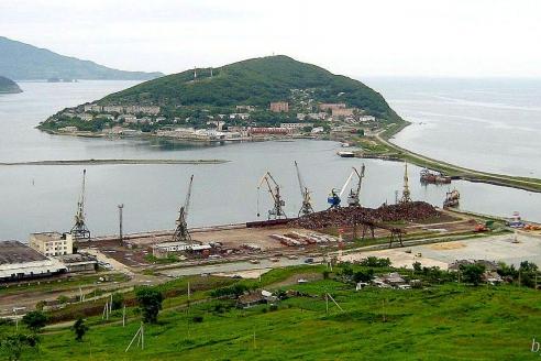 Порт Зарубино