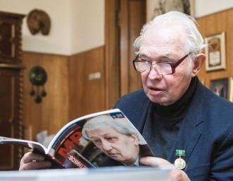 Валерий Николаевич Ганичев -   Председатель Союза писателей и сопредседатель Всемирного русского народного Собора