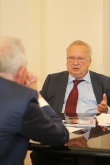 В.Г. Матюхин, 31 мая 2017 года